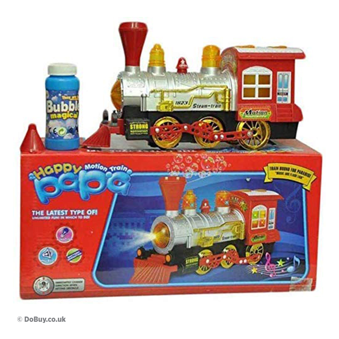 Battery Operated Toys
